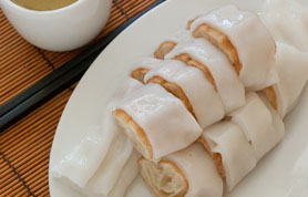 Cruller Rice Roll
