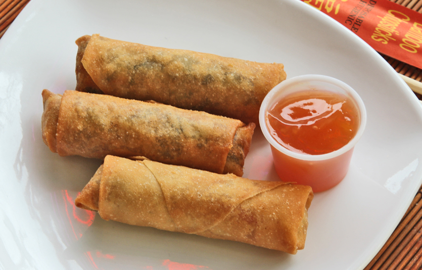 How do you like your eggrolls?